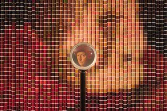 Devorah Sperber, After van Eyck [detail], 2006